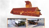 Снегоочиститель фрезернороторный KOVACO