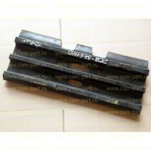 Трак гусеницы 600mm 208-32-61110 KOMATSU
